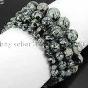 Handmade-8mm-Mixed-Natural-Gemstone-Round-Beads-Stretchy-Bracelet-Healing-Reiki-281374615131-74e8