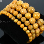 Handmade-8mm-Mixed-Natural-Gemstone-Round-Beads-Stretchy-Bracelet-Healing-Reiki-281374615131-9717