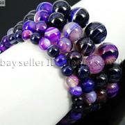 Handmade-8mm-Mixed-Natural-Gemstone-Round-Beads-Stretchy-Bracelet-Healing-Reiki-281374615131-f2ae