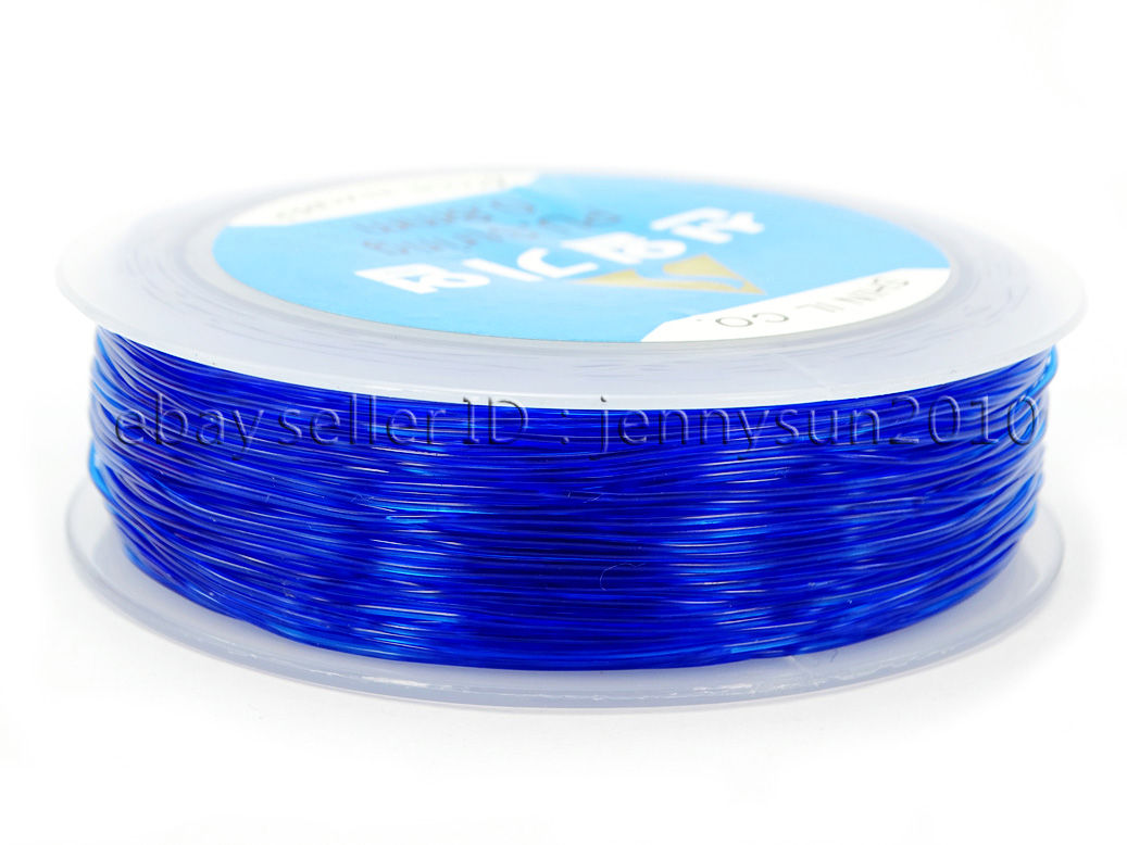 korean strong stretchy elastic wire cord thread for