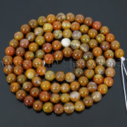 Natural-Aqua-Nueva-Jasper-Gemstone-Round-Spacer-Beads-15039039-4mm-6mm-8mm-10mm-12mm-282371506218-d643