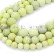 Natural-Australia-Butter-Jasper-Gemstone-Round-Beads-155-4mm-6mm-8mm-10mm-282395570742
