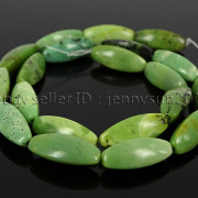 Natural-Australian-Chrysoprase-Gemstones-Oval-Loose-Spacer-Beads-18mm-25mm-30mm-262476885663-3b9a