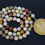 Natural-Bamboo-Leaf-Agate-Gemstone-Round-Beads-155039039-Strand-6mm-8mm-10mm-12mm-282075944527-740a