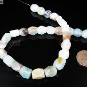 Natural-Colorful-Amazonite-Gemstone-Beads-16039039-Nugget-Coin-Rice-Square-Rectangle-261355000489-0f62