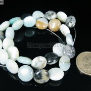 Natural-Colorful-Amazonite-Gemstone-Beads-16039039-Nugget-Coin-Rice-Square-Rectangle-261355000489-4dc7