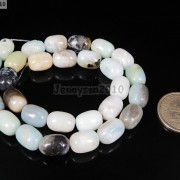Natural-Colorful-Amazonite-Gemstone-Beads-16039039-Nugget-Coin-Rice-Square-Rectangle-261355000489-e47f