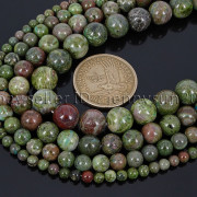 Natural-Cuprite-Jasper-Gemstone-Round-Loose-Spacer-Beads-15-4mm-6mm-8mm-10mm-282380645029-3