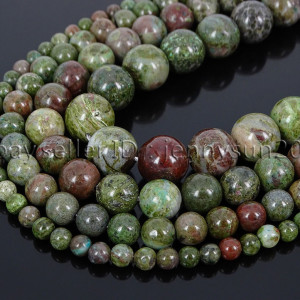 Natural-Cuprite-Jasper-Gemstone-Round-Loose-Spacer-Beads-15-4mm-6mm-8mm-10mm-282380645029
