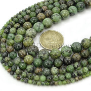 Natural-Dendrite-Green-Jade-Gemstone-Round-Spacer-Beads-155-4mm-6mm-8mm-10mm-371832288613-3