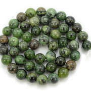 Natural-Dendrite-Green-Jade-Gemstone-Round-Spacer-Beads-155039039-4mm-6mm-8mm-10mm-371832288613-8684