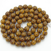 Natural-Elephant-Skin-Jasper-Gemstone-Round-Beads-155quot-6mm-8mm-10mm-12mm-282307207265-13f8