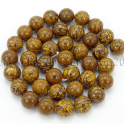 Natural-Elephant-Skin-Jasper-Gemstone-Round-Beads-155quot-6mm-8mm-10mm-12mm-282307207265-c2b8