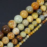 Natural-Flower-Jade-Gemstone-Round-Loose-Beads-155-4mm-6mm-8mm-10mm-12mm-371824999752-2