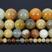 Natural-Flower-Jade-Gemstone-Round-Loose-Beads-155-4mm-6mm-8mm-10mm-12mm-371824999752-4