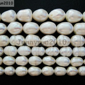 Natural-Freshwater-White-Pearl-Oval-Rice-Beads-15-6mm-7mm-8mm-9mm-10mm-11mm-370821939851