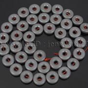 Natural-Hematite-Gemstone-Round-Donut-Ring-Spacer-Loose-Beads-10mm-16039039-Strand-371802208895-a5dc