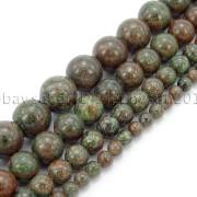 Natural-Kasgar-Garnet-Jasper-Gemstone-Round-Spacer-Beads-155-4mm-6mm-8mm-10mm-371881869677-4