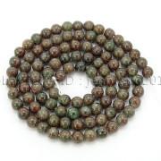 Natural-Kasgar-Garnet-Jasper-Gemstone-Round-Spacer-Beads-155039039-4mm-6mm-8mm-10mm-371881869677-e9c5