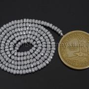 Natural-Matte-Hematite-Gemstones-2mm-x-3mm-Faceted-Rondelle-Loose-Beads-16039039-282281927897-1fe9
