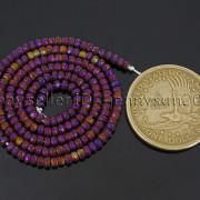 Natural-Matte-Hematite-Gemstones-2mm-x-3mm-Faceted-Rondelle-Loose-Beads-16039039-282281927897-70fd