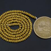 Natural-Matte-Hematite-Gemstones-2mm-x-3mm-Faceted-Rondelle-Loose-Beads-16039039-282281927897-8b36