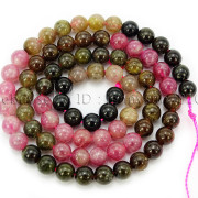 Natural-Multi-Colored-Tourmaline-Gemstone-Round-Spacer-Beads-15039039-4mm-6mm-8mm-282372758407-23e2