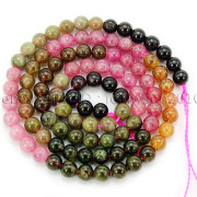 Natural-Multi-Colored-Tourmaline-Gemstone-Round-Spacer-Beads-15039039-4mm-6mm-8mm-282372758407-ea19