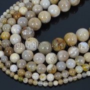 Natural-Oceam-Fossil-Coral-Agate-Gemstone-Round-Beads-155-Strand-4mm-6mm-8mm-282292446464-3