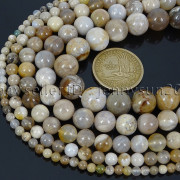 Natural-Oceam-Fossil-Coral-Agate-Gemstone-Round-Beads-155-Strand-4mm-6mm-8mm-282292446464-4
