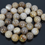 Natural-Oceam-Fossil-Coral-Agate-Gemstone-Round-Beads-155039039-Strand-4mm-6mm-8mm-282292446464-9714