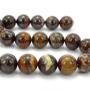 Natural-Red-Tiger-Iron-Gemstone-Round-Spacer-Beads-155-4mm-6mm-8mm-10mm-12mm-262886332529-6