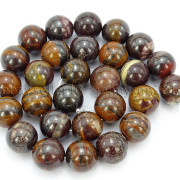 Natural-Red-Tiger-Iron-Gemstone-Round-Spacer-Beads-155039039-4mm-6mm-8mm-10mm-12mm-262886332529-7219