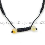 Natural-Reiki-Chakra-Gemstones-Round-Beads-Handmade-Adjustable-Bracelet-Healing-262784805350-11