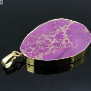 Natural-Sea-Sediment-Jasper-Gemstone-Nugget-Sliced-Necklace-Pendant-Charm-Gold-261862210560-6c47