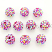 Premium-Czech-Crystal-Rhinestones-AB-Color-Pave-Clay-Round-Disco-Ball-Beads-10mm-371836140033-2c23