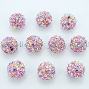 Premium-Czech-Crystal-Rhinestones-AB-Color-Pave-Clay-Round-Disco-Ball-Beads-10mm-371836140033-d453
