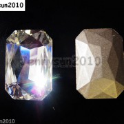 Quality-Czech-Clear-Crystal-Rectangular-Octagon-Fancy-Stones-Faceted-Foiled-Back-370715434508-5afb