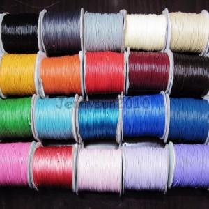 Quality-Korea-Wax-Corduroy-Cord-Thread-For-Diy-Jewelry-Making-Bracelet-Necklace-261294852172