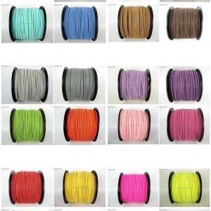 Soft-Velvet-Korea-Frosting-Cord-Thread-For-Diy-Bracelet-Necklace-5Yard-100-Yard-261287469527