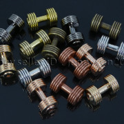 Solid-Metal-Dumbbell-Stripe-Style-Bracelet-Necklace-Connector-Spacer-Charm-Beads-371783261000-4