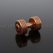 Solid-Metal-Dumbbell-Stripe-Style-Bracelet-Necklace-Connector-Spacer-Charm-Beads-371783261000-ce9d