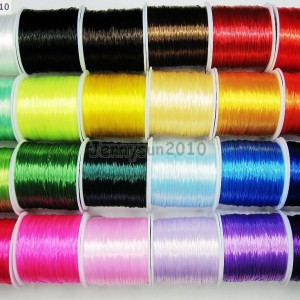 Strong-Stretchy-Elastic-String-Cord-Thread-For-Diy-Bracelet-Necklace-Jewelry-261294068790
