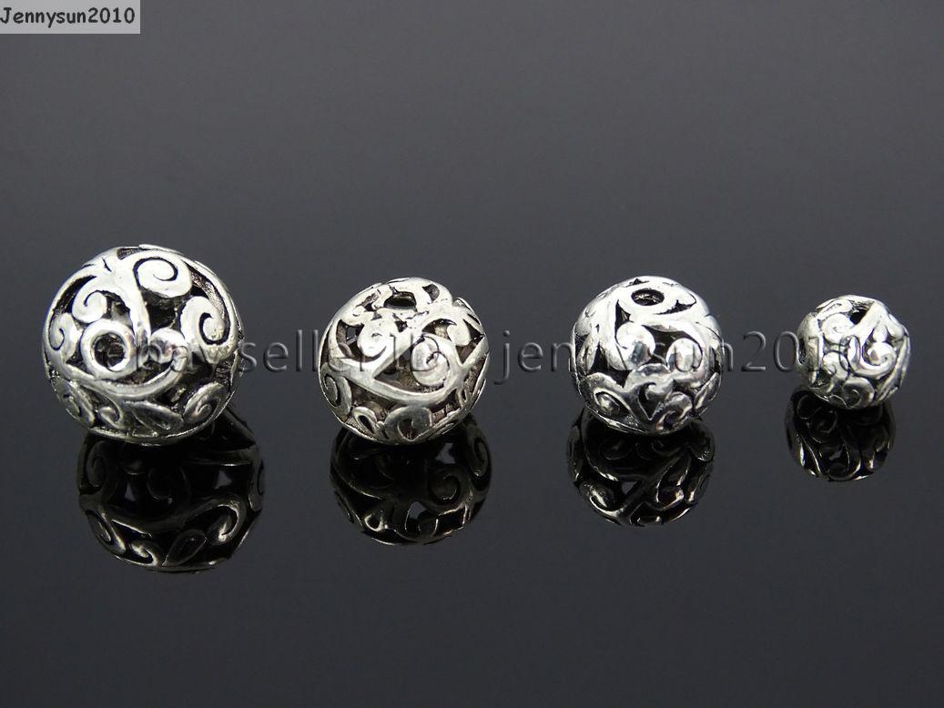 12 Nouveau Rond en Résine Connecteurs Mixte Charms Tibetan Silver Tone Pendentif 10x18.5mm