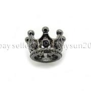 Zircon-Gemstones-Pave-Queen-Crown-Big-Hole-Bracelet-Connector-Charm-Beads-371878423265-0032