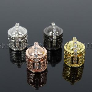 Zircon-Gemstones-Pave-Round-Helmets-Masks-Bracelet-Connector-Charm-Beads-371676235549